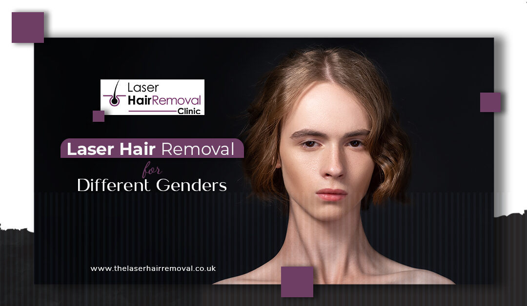 Laser Hair Removal for Different Genders